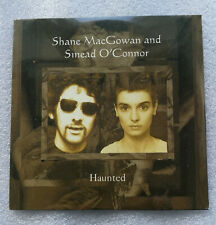 Shane MacGowan And Sinead O'Connor ‎– Haunted. 1995. CD, Single 2 track. Neuf