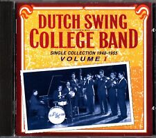 The Dutch Swing College Band ‎– Singles Collection Vol. 1 (1948-1955) Jazz CD