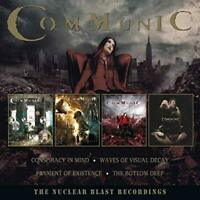COMMUNIC - THE NUCLEAR BLAST  RECORDINGS [CD]