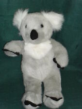 "15"" stuffed Build-a-Bear beanbag plush KOALA BEAR"