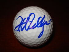 Celebrity Golf Ball Auto DERON WILLIAMS  NBA Great Jazz Nets - ILLINOIS  Rare