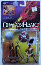 KENNER 1995 DRAGON HEART HEWE FIGURE W/BOULDER LAUNCHING CATAPULT .NEVER OPENED