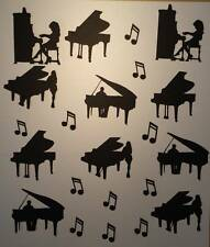 Die cuts Piano World