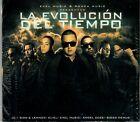 LA EVOLUCION DEL TIEMPO - ZION  LENNOX , ELIEL , ANGEL DOZE -CD