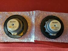 Boston Acoustics Rally RC520 Component Speakers (x2) With Grills