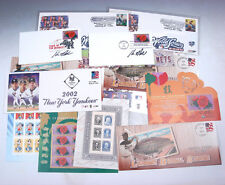 Mix Lot Of 17 PCs Stamps Stamped Envelopes Cachets Covers ALL MINT CONDITION