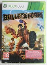 jeu BULLETSTORM pour xbox 360 en francais game spiel juego gioco complet X360