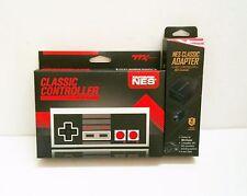 NES Controller to NES Classic Mini Controller Converter + extra NES controller