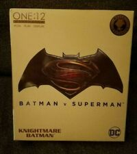 KNIGHTMARE BATMAN - Mezco One:12 Collective - New - Opened only to verify