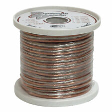 Pyramid RSW2050 20 Gauge 50 ft. Spool of High Quality Speaker Zip Wire