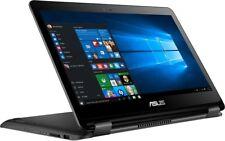 New ASUS TP301UA-IB74T 2-in-1 Touchscreen Laptop Core i7-6500U 512GB SSD 8GB RAM