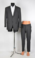 ERMENEGILDO ZEGNA Haute Performance Tous Saison Mil Facile Hommes Costume Taille EU50R UK40