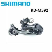 Shimano DEORE XT RD-M592 9 Speed bike Rear Derailleur 9S M590 M591 M592 For MTB
