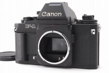 *Mint*Canon New F-1 AE Finder 35mm SLR Film Camera Black from Japan #438