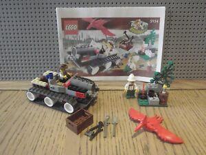 Lego Adventurers 5934 Dino Explorer (100% Complete)