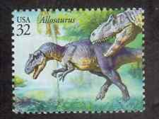 Scott #3136g.32 Cent. Dinosaurs/Allosaurus.10 Stamps