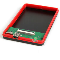 """ZIF/CE to USB 1.8""""in 40Pin HDD External Hard Drive SSD Convertor Enclosure Case"""