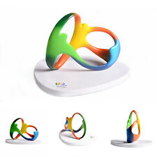 TOP 2016 Rio Olympic 3D Official Logo PVC Table Display Decoration for Fans Bars