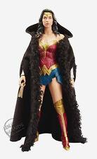 "Limited Edition Big Figs Gal Gadot 19"" Wonder Woman Movie Figure Cloak And Lasso"