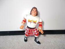 WWE WWF Wrestling Vintage Hasbro Action Figure Rowdy Roddy Piper 5 inch