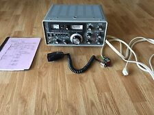 Yaesu FT-101 EX Transceiver For Ham Radio Receives Well Needs Work To Transmit