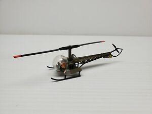 Corgi Bell Sioux Helicopter US Army Korea War M.A.S.H. Battle Med-Evac Panniers