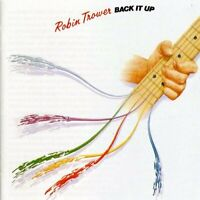 *NEW* CD Album Robin Trower - Back It Up (Mini LP Style Card Case)