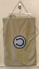 Pottery Barn Indianapolis Colts Standard Pillow Shams Khaki Set of 2