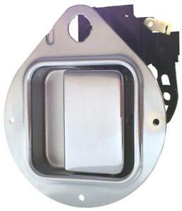 Chrome Left Outside Door Handle for Peterbilt 330 335 349 353 359 370 378 379