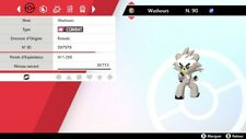 POKEMON Wushours 6IV + masterball - Battle Ready - Pokémon Epée/Bouclier 8G