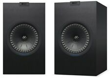 KEF Q350 Schwarz Lautsprecher Paar, HiFi | Heimkino | Regallautsprecher | Boxen
