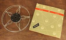 """Original Vintage Eumig Wien 8 mm Projector 7"""" Metal Take Up Reel - P8 - 8mm -"""