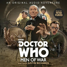 Doctor Who: Men of War: 1st Doctor Audio Original [Audio] by Justin Richards.