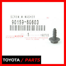 FACTORY LEXUS TOYOTA SCION MUD GUARD SCREW LEFT OR RIGHT QTY 1 9015960603 OEM