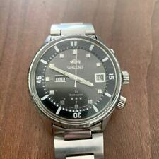 Orient Vintage King Diver with 2 Day Date Windows Automatic 21 Jewels Watch