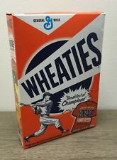 Vintage Wheaties Cereal 10.9 oz Full Box Factory Sealed