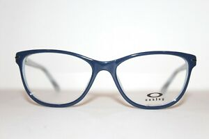 OAKLEY OX1112 STANDOUT 05 PEACOT NAVY SKY BLUE AUTHENTIC RX EYEGLASSES 53-16-136