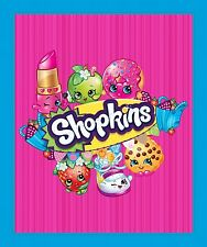 1 Springs Moose Shopkins Fabric Panel