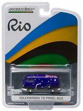 1/64 GreenLight 2016 RIO OLYMPICS Australia VW Volkswagen T2 Panel Bus