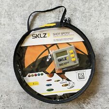 New Sklz Shot Spotz Basketball Training Markers and game set with Digital timer
