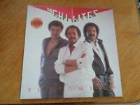 Chi-Lites, The – Bottom's Up ( German issue with product facts ) lp