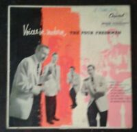 """THE FOUR FRESHMEN – Voices In Modern 10"""" LP 1954 Capitol Records H522"""