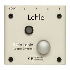 LITTLE LEHLE II True Bypass Effects Looper Switcher NEW