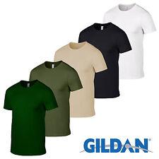 5 Pack Mens Military Green Sand British Army Tshirt Camo T shirt Combat Fishing