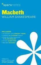Macbeth SparkNotes Literature Guide (SparkNotes Literature Guide-ExLibrary