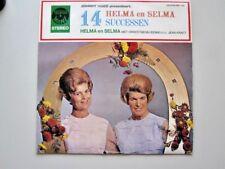HELMA EN SELMA - 14 SUCCESSEN VAN  - LP