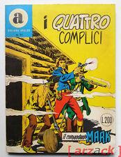Collana Araldo N 71 COMANDANTE MARK Cepim Bonelli 1972 ESSEGESSE