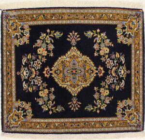 High KPSI Floral Design Small 2'9X3 Fine Handmade Rug Home Decor Oriental Carpet