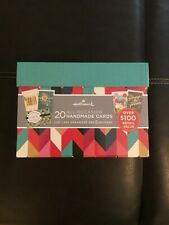 Hallmark All Occasion Handmade Boxed Greeting Card Assortment Pack of 20