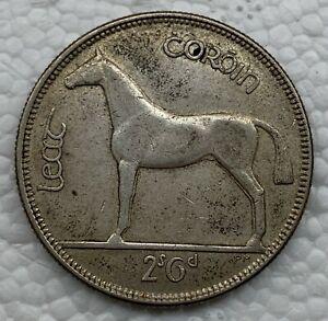 Ireland Silver 1/2 Crown 1933 - High Grade